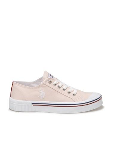 U.S. Polo Assn. Kadın Ayakkabı Penelope 100696342 Pudra